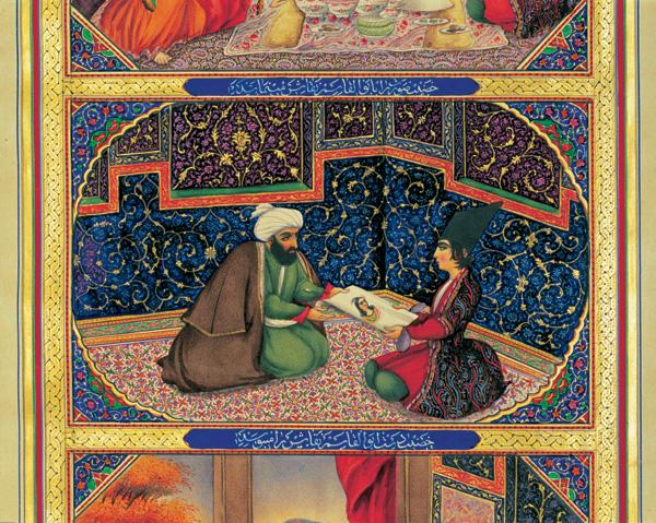 Les Mille et Une nuit par Sani ol-Molk (1814-1866)